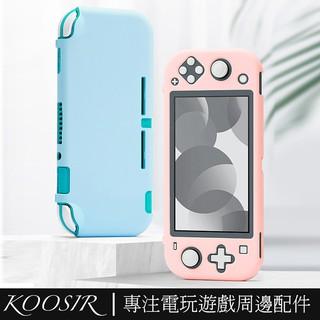 Ốp Bảo Vệ Máy Chơi Game Nintendo Switch Lite Màu Hồng Chất Lượng Cao nintendo switch thumbnail