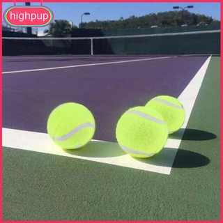 Quả Bóng Tennis Bằng Len Đàn Hồi Cao Có Thể Tháo Rời thumbnail