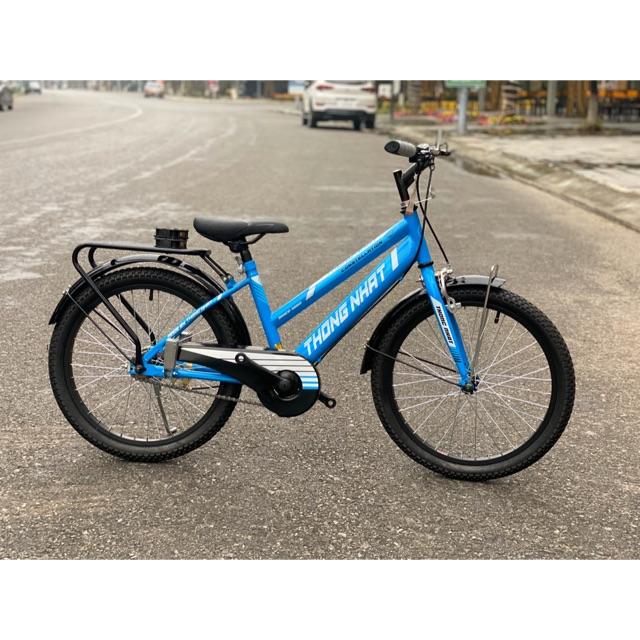 Xe đạp trẻ em Thống Nhất 20 inch cho bé trai 6 7 8 9 10 11 12 tuổi