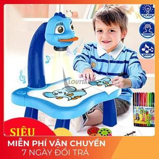 [SIÊU HOT FREE SHIP] Bàn Vẽ Có Đèn Chiếu Sáng Thông Minh Cho Bé Tăng cường khả năng tư duy cho bé.