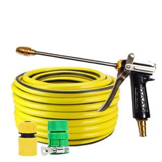 ❤️ Bộ dây và vòi xịt tăng áp lực nươc gấp 3 lần loại 5m 318498 – dây vàng