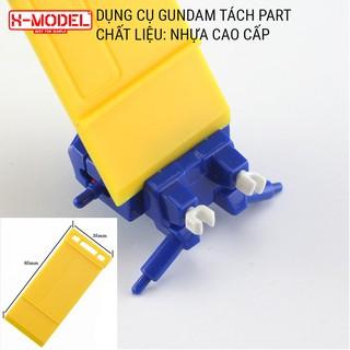 Dụng cụ tách part nhựa mô hình lắp ráp Gundam Bandai, chất liệu nhựa cao cấp tách part khi lắp ráp đồ chơi Anime Nhật thumbnail