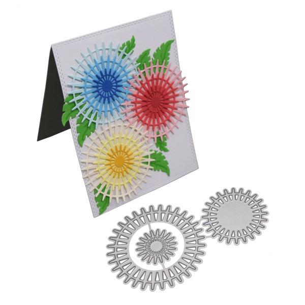 [ HÀNG giảm giá ] khuôn cắt giấy tạo hình cho tấm thủ công