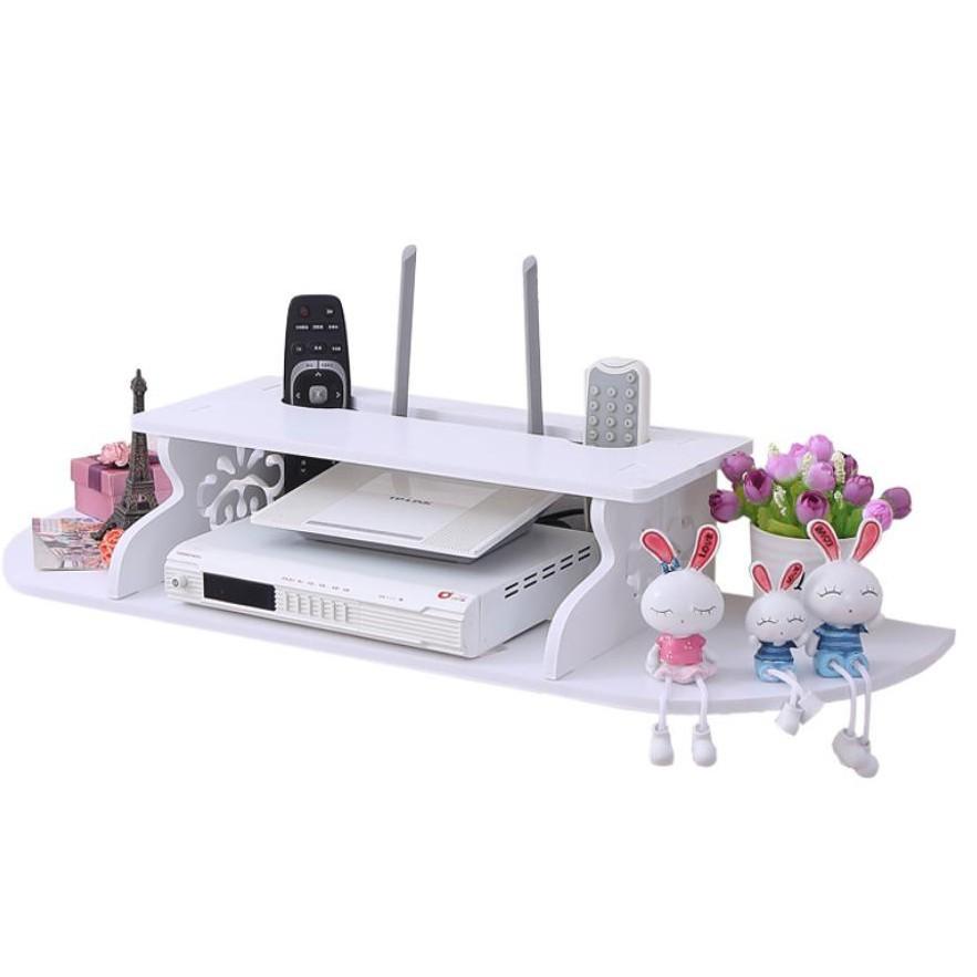 HPhong Shop - Kệ gỗ treo tường gắn TV Set-top box cao cấp MDF - 22753151 , 2110525380 , 322_2110525380 , 275000 , HPhong-Shop-Ke-go-treo-tuong-gan-TV-Set-top-box-cao-cap-MDF-322_2110525380 , shopee.vn , HPhong Shop - Kệ gỗ treo tường gắn TV Set-top box cao cấp MDF
