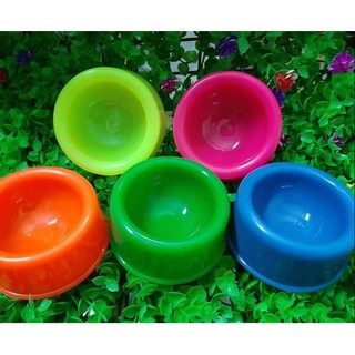 Chén Ăn Nhựa Dành Cho Hamster - Nhím - Sóc - Bọ - Thỏ - iPet Shop thumbnail