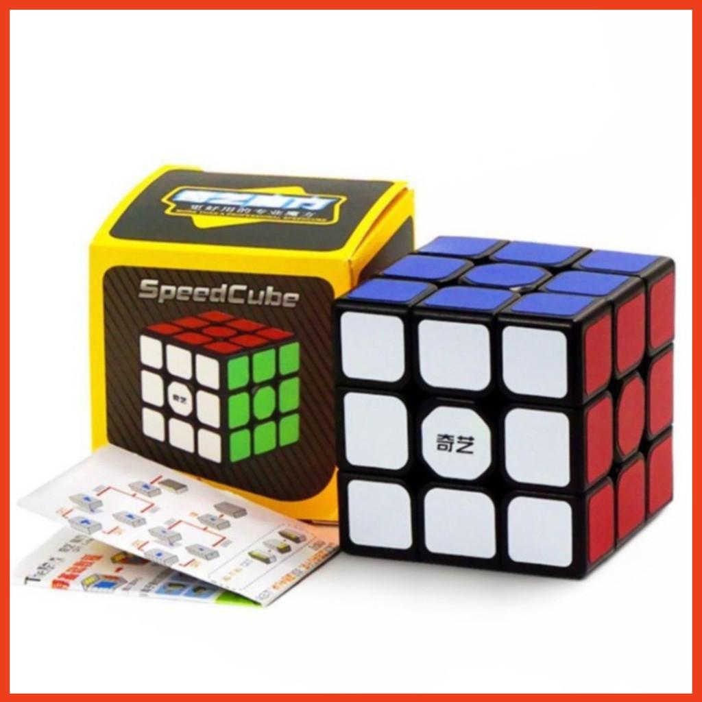 Rubik 3x3x3 QiYi Sail W – Đồ Chơi Khối Lập Phương Rubic 3 Tầng Giá Rẻ