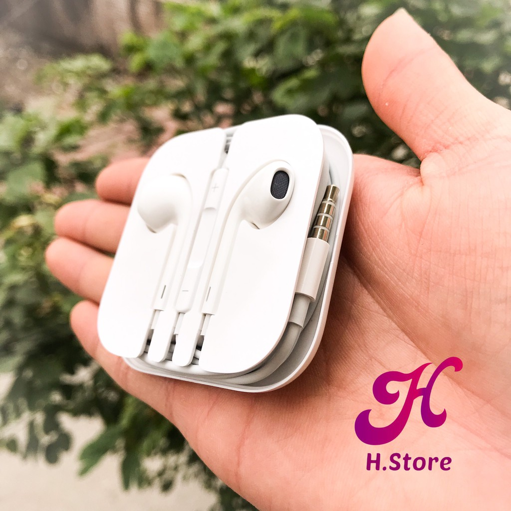 Tai nghe iphone, tai iphone dùng cho IPhone6-IPhone6s-IPhone 6 plus- IPhone 6s plus