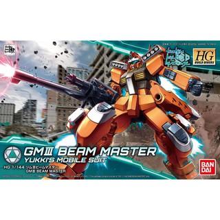 Mô hình HG BD GM III BEAM MASTER