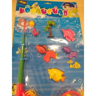 Vỉ câu cá cho bé