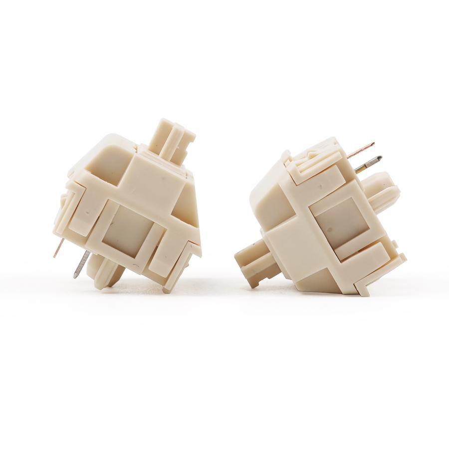Switch Novelkeys Cream (Túi 10 con) - Novelkeys x Kailh Cream - Switch cho bàn phím cơ   Shopee Việt Nam