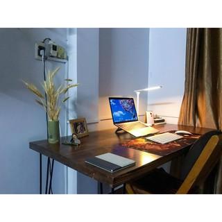 bàn máy tính hiện đại sơn bóng chống xước cực cao