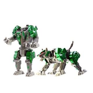 Robot Chiến Binh Quái Thú Sói BTI E2001-01 thumbnail