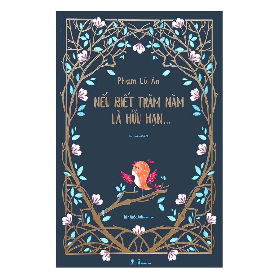 [ Sách ] Nếu Biết Trăm Năm Là Hữu Hạn (Tái Bản 2018)