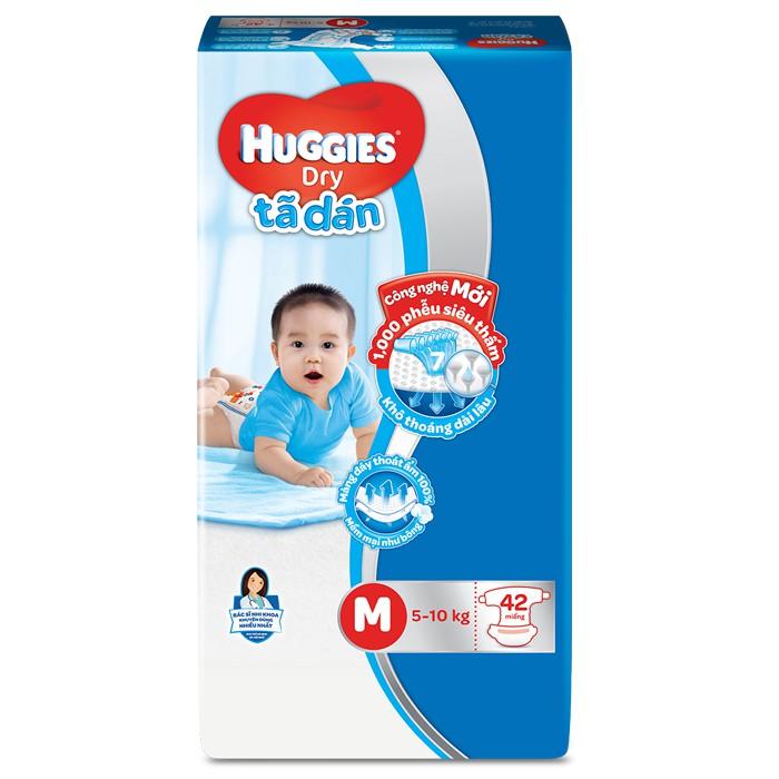 Tã - bỉm dán Huggies XL62 cho bé (11-16kg)