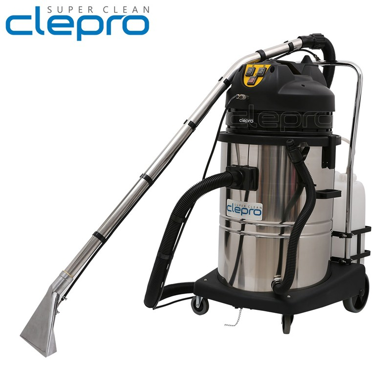 Máy hút Bụi, Giặt Thảm CLEPRO - Model: C2/60