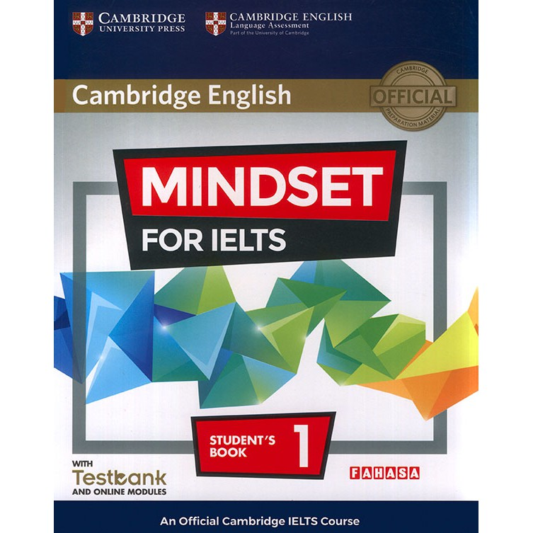 Sách - Mindset for IELTS 1 - Student's Book