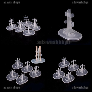 [adawnshbhyu]5Pcs Doll Stand Support Display Show Holder Accessories Plastic For