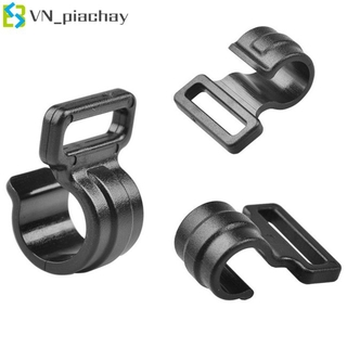 10 Pcs/set Connecting Hook Outdoor Climbing Thickened Plastic Tent Pole Connector Hook Tent Accessories