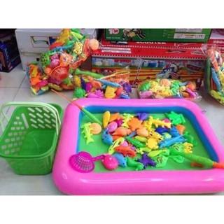 (yes4all) Bộ đồ chơi câu cá cho bé