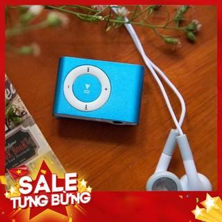 Máy nghe nhạc MP3 mini vỏ nhôm – Siêu HOT
