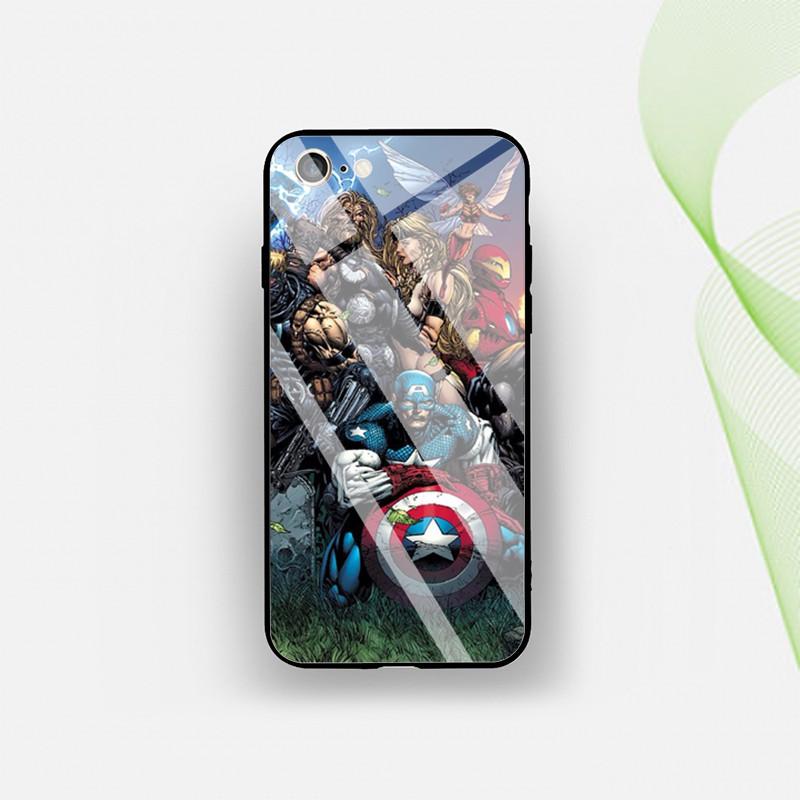Ốp điện thoại từ nhựa cứng mặt gương in hình siêu anh hùng Marvel cho Iphone 6 6s 6p 6sp 7 8 7p 8p X XS XR XS max - 22847668 , 1939252921 , 322_1939252921 , 380000 , Op-dien-thoai-tu-nhua-cung-mat-guong-in-hinh-sieu-anh-hung-Marvel-cho-Iphone-6-6s-6p-6sp-7-8-7p-8p-X-XS-XR-XS-max-322_1939252921 , shopee.vn , Ốp điện thoại từ nhựa cứng mặt gương in hình siêu anh hùn
