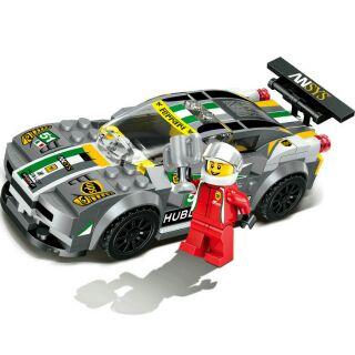 LEGO XE LẮP RÁP Speed Champions – Xe Đua FERRARI R8 LMS Ultra 75873 (161 Mảnh Ghép)