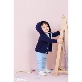 Áo khoác có mũ cho bé Chaang thumbnail