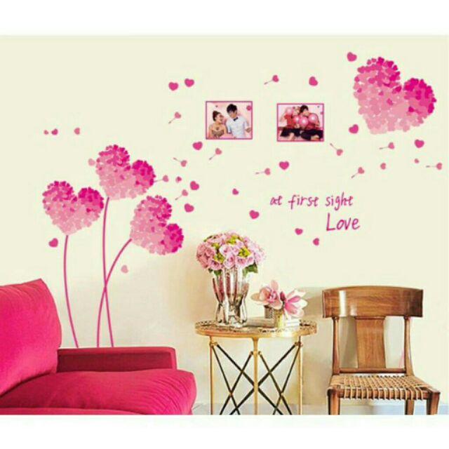 Decal trang trí phòng trái tim hồng nhỏ... - 2866801 , 1076069030 , 322_1076069030 , 45000 , Decal-trang-tri-phong-trai-tim-hong-nho...-322_1076069030 , shopee.vn , Decal trang trí phòng trái tim hồng nhỏ...