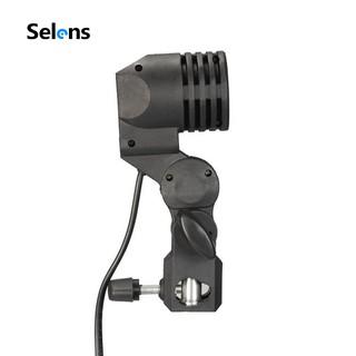Chuôi đèn Selens E27 có khớp xoay tiện lợi