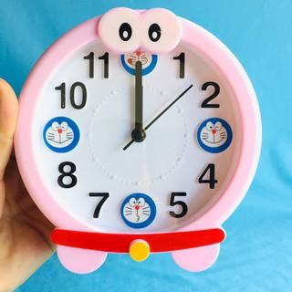 Đồng hồ báo thức để bàn Doremon 3164