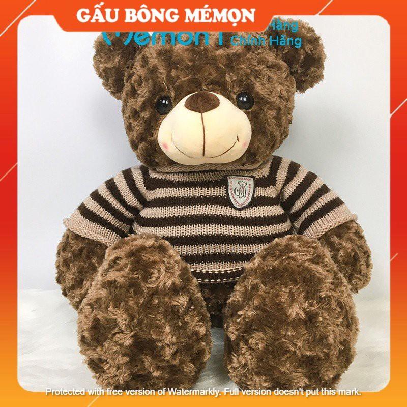 Gấu Bông Teddy Socola Cao Cấp Mémọn