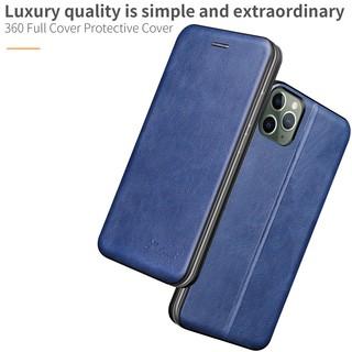Bao Da Nắp Gập Có Ngăn Đựng Thẻ Hít Nam Châm Cho Iphone 11 6s 6 7 8 Plus X Xr Xs 12 Pro Max Mini Xsmax 11pro 11promax 12pro Max