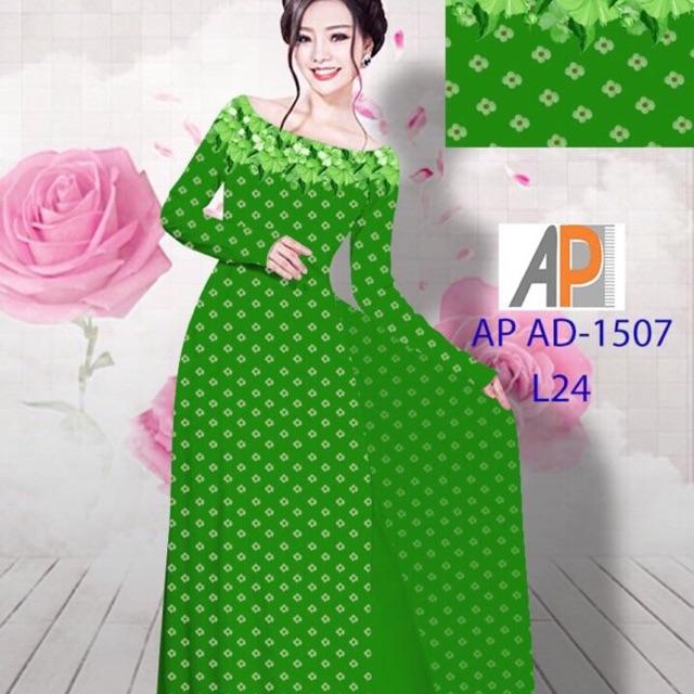 Vải áo dài 3D - 3017550 , 1222840782 , 322_1222840782 , 230000 , Vai-ao-dai-3D-322_1222840782 , shopee.vn , Vải áo dài 3D