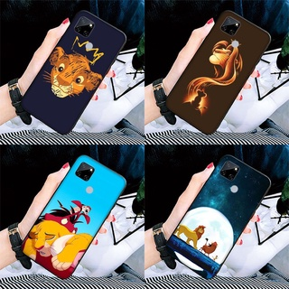 Silicone Case VIVO S1 Y95 Y93 Y91 Y91I Y91C Y89 Y85 Y81 Y81S Y55 Y55S Y53 Y50 Y30 V9 Pro The Lion King Cover