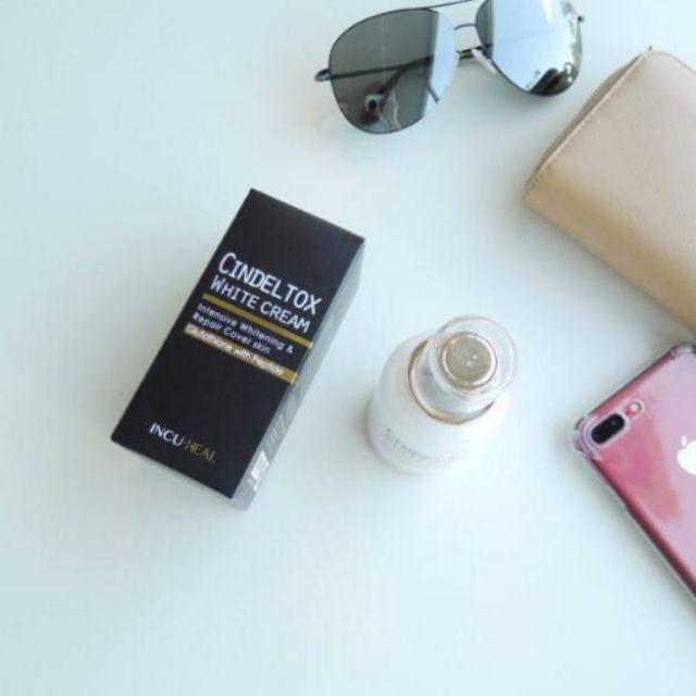 ?KEM DƯỠNG TRẮNG DA CLINDELTOX WHITE Cream
