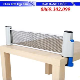 Lưới kẹp bàn di động cho dân bóng bàn thumbnail