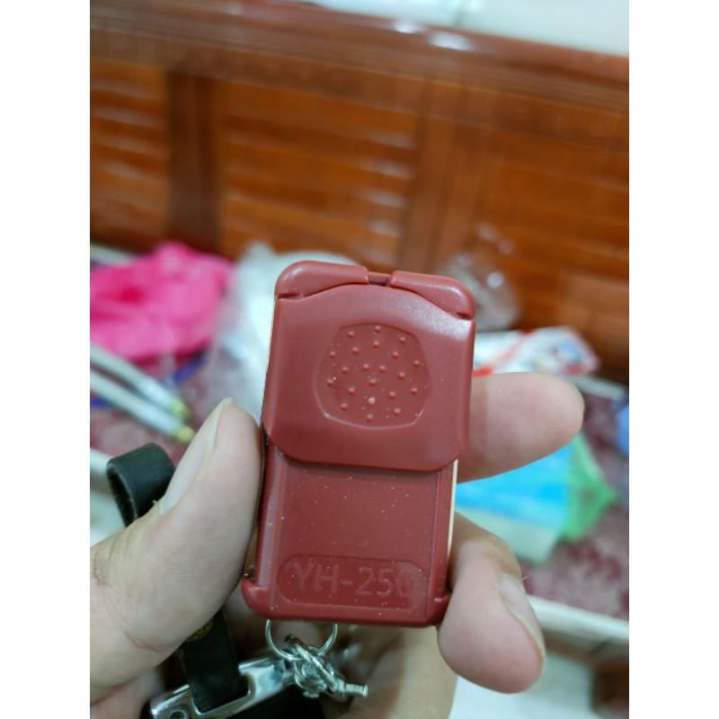 Remote cho cửa cổng lùa YH250-hàng Đài Loan