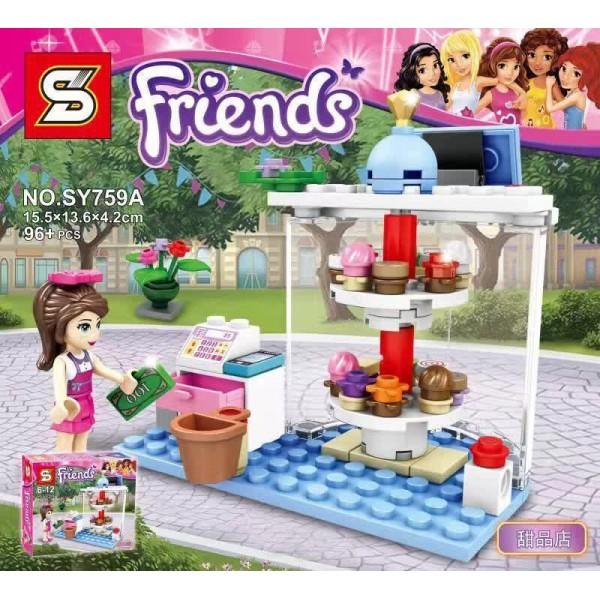 Lego - Đồ chơi xếp hình Lego Friends Picnic Quầy kem SY759A - 96 chi tiết - 2427333 , 362014911 , 322_362014911 , 75000 , Lego-Do-choi-xep-hinh-Lego-Friends-Picnic-Quay-kem-SY759A-96-chi-tiet-322_362014911 , shopee.vn , Lego - Đồ chơi xếp hình Lego Friends Picnic Quầy kem SY759A - 96 chi tiết