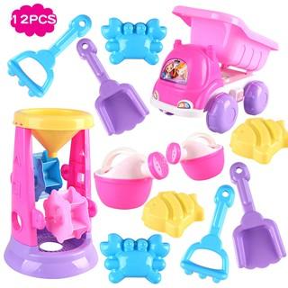 set 12 đồ chơi đi biển cho bé