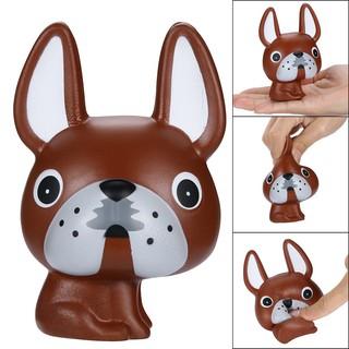 Đồ chơi Squishy hình cún dễ thương giúp giảm căng thẳng|Loamini565