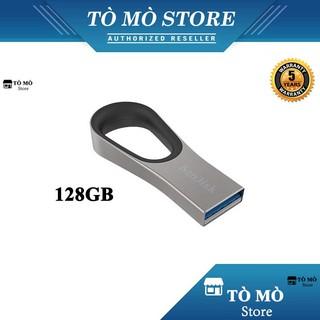 USB 3.0 SanDisk Ultra Loop CZ93 128GB tốc độ đọc 130MB/s - Bảo hành 5 năm