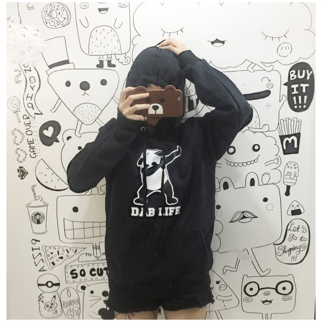 [HOODIE] DAB LIFE