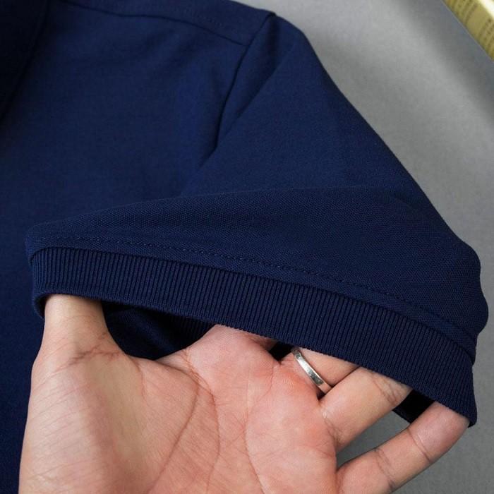 Áo Thun POLO Nam Nữ Mầu Basic Trơn Form Rộng Cao Cấp, Áo phông Unisex có cổ chất Cotton tay ngắn mẫu mới thời trang nam