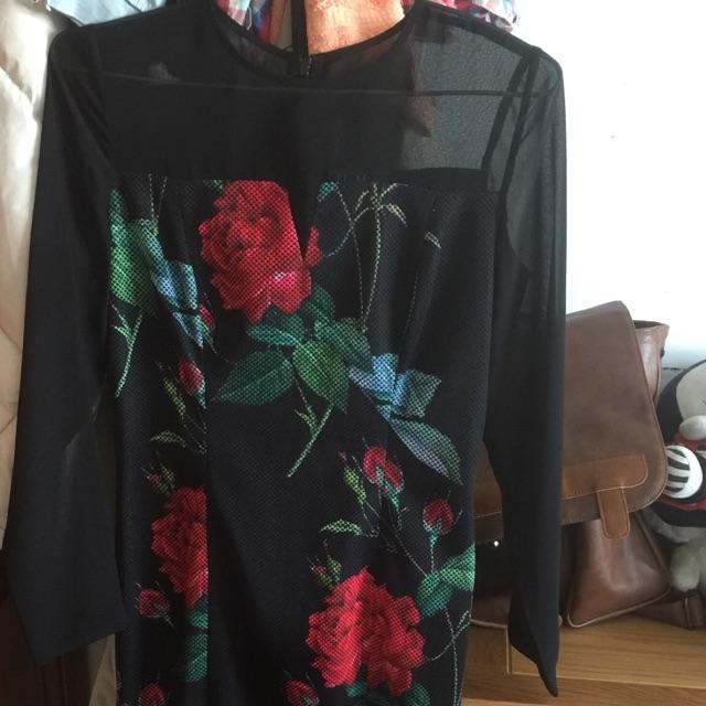 Váy liền new