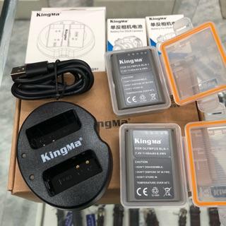 Pin + Sạc BLN1 dành cho máy Olympus - hiệu Kingma bảo hành 12 tháng 1 đổi 1 thumbnail