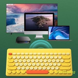Bàn Phím Chơi Game Không Dây Cho Macbook - Lenovo Dell - Asus Laptop - Ipad Tablet thumbnail