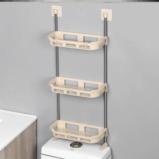 Kệ Nhà Tắm Kệ Để Đồ Phòng-Tắm Kệ Nhà Vệ Sinh Toilet-Kệ Để Bồn Cầu 3Tầng-Kệ Để Đồ Sau Toilet-Nhà Tắm 3 Tầng