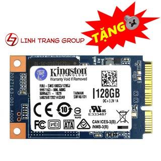Ổ cứng SSD mSATA Kingston 128GB-bảo hành 3 năm SD73