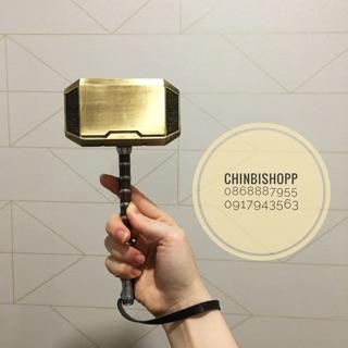 [CÓ SẴN] Búa Mjolnir THOR tỉ lệ 1:4 (có hộp)