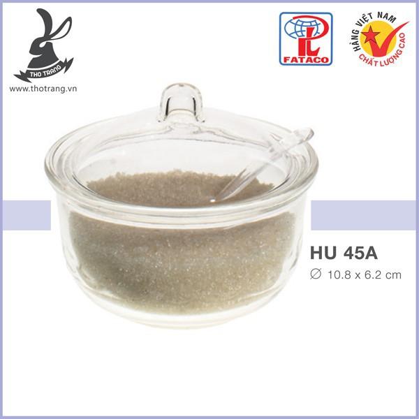 [Cam Kết Chính Hãng] Hủ Gia Vị H45A Nhựa Trong Acrylic Cao Cấp Fataco Việt Nam - Hot